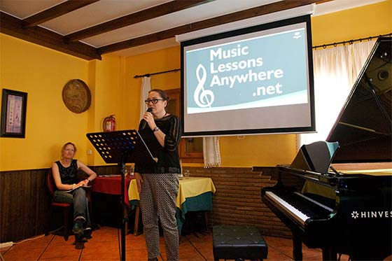 MusicLessonsAnywhere Student Concert 2015, piano lessons online