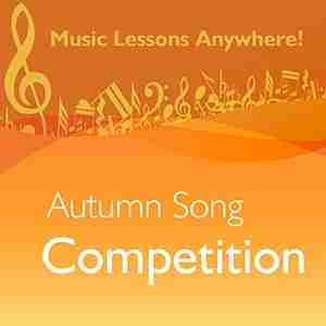 Skype online music lessons Autumn Song Competition