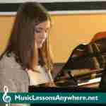 Bea - Music Lessons Anywhere Skype piano lessons