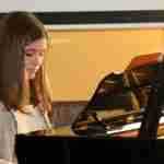 Music Lessons Anywhere online piano student Bea