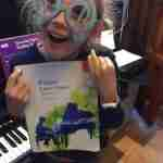 Music Lessons Anywhere online piano student Lexi