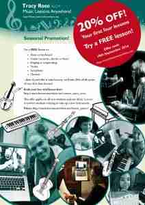 Music Lessons Anywhere music lessons live online 20% off lesson prices