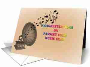 MusicLessonsAnywhere Congratulations exam results