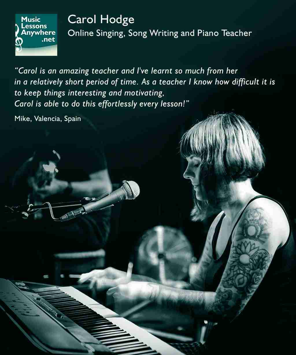 Skype Piano Lessons Online Reviews & Music Lessons Online Reviews