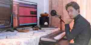 Bohdan Syroyid online Cubase and online composition teacher - Music Lessons Anywhere