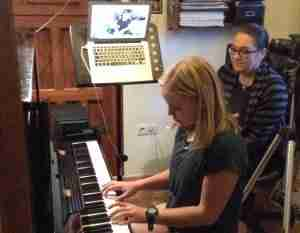 Music Lessons Anywhere Online Piano Masterclass