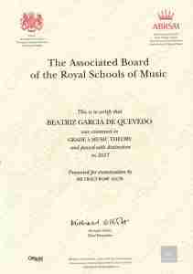 Music Lessons Anywhere Grade 5 Theory lessons live online certificate