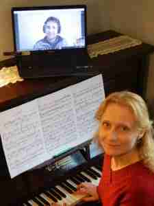 Skype piano lessons online for adults