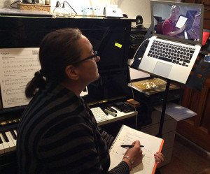 Songwriting Lessons Online with Tracy Rose at Music Lessons Anywhere