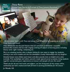 Skype piano lessons online review