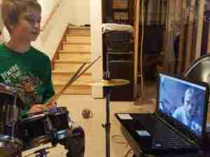Music Lessons Anywhere Skype drums lessons