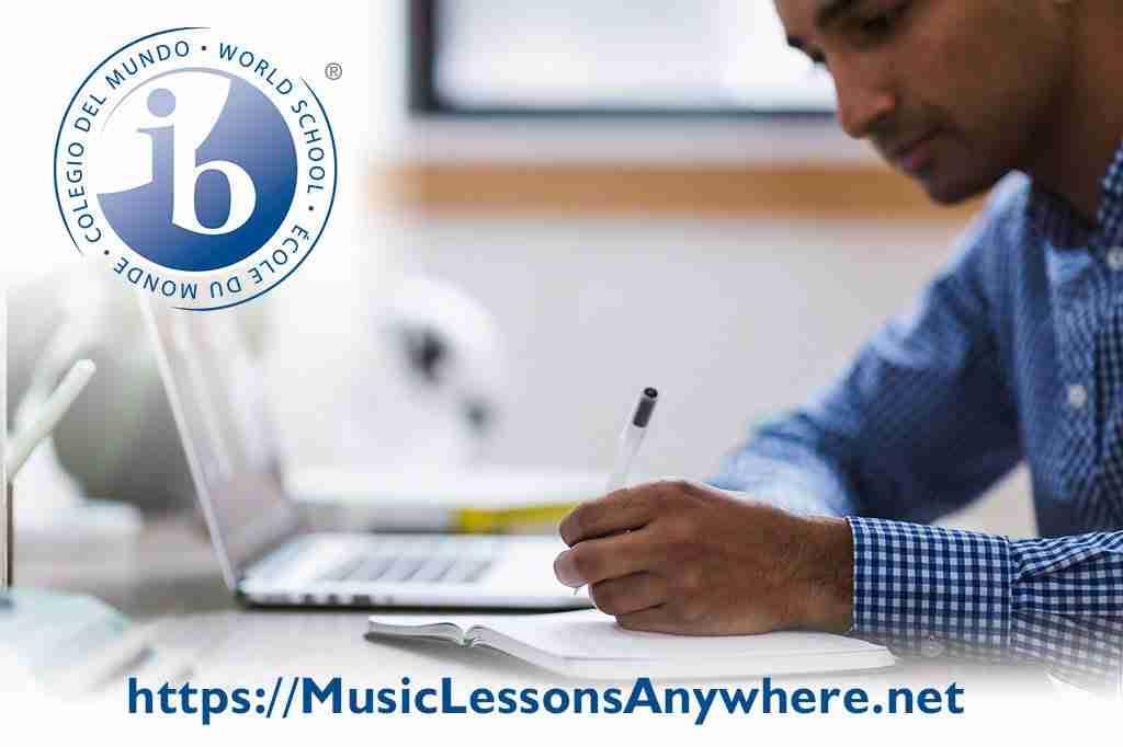 Skype IB Music online