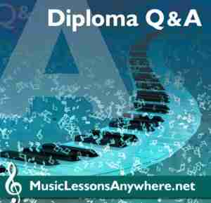 Live online advanced piano lessons Q&A