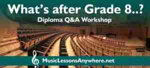 Skype advanced piano lessons online Diploma Q&A Workshop