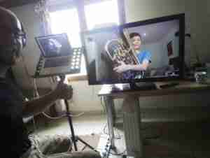 Skype euphonium lessons online Music Lessons Anywhere