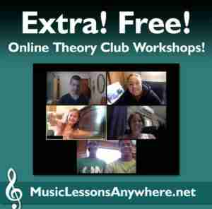 Skype theory lessons online Workshops - Music Lessons Anywhere