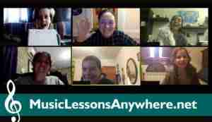 Online music Workshop screenshot
