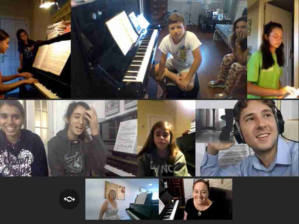 Skype Piano Lessons & Skype Music Lessons Online - Try a free lesson