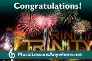 Live online piano lessons Trinity Piano exam - Music Lessons Anywhere