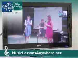 Live online concert Luanda - Music Lessons Anywhere