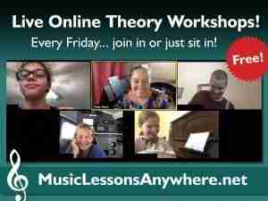 Free Skype ABRSM Theory Workshops online - Music Lessons Anywhere