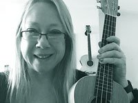 Katrina Hall - online flute clarinet recorder ukulele lessons - Music Lessons Anywhere