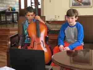 Skype cello lessons live online - Music Lessons Anywhere
