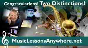 Congratulations ABRSM Exam Distinctions - Music Lessons Anywhere