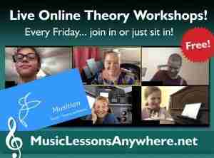 Musition Free Skype Theory Workshop online - Music Lessons Anywhere