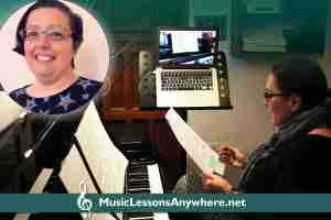 My first impressions of Skype Piano Lessons Tracy and Rachel