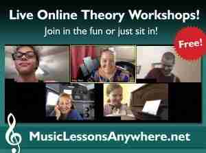 Free Skype Theory Workshops online - Music Lessons Anywhere