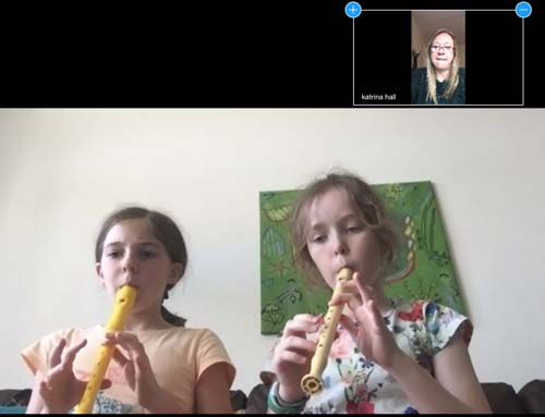 Skype recorder lessons online live - Music Lessons Anywhere