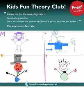 Kids Fun Club live online Workshop review