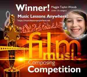 Film music composing competition winners - Music Lessons Anywhere