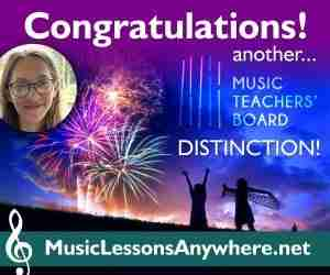 Online MTB Piano Exam Distinction - Music Lessons Anywhere