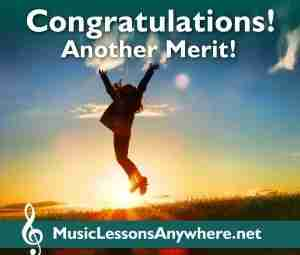 Congratulations MTB Singing Exam Grade 5 Merit