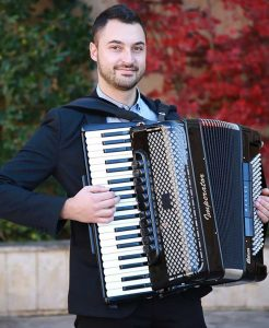 Zoom online accordion lessons Music Lessons Anywhere