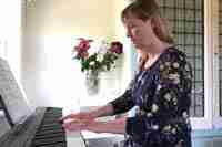 Piano lessons later in life article Maddie