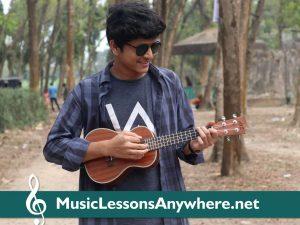 skype or Zoom ukulele lessons online