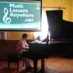03b MusicLessonsAnywhere.net Piano Lessons Online Spring Concert 22nd March 2014