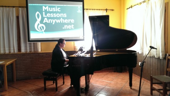 02b MusicLessonsAnywhere.net Piano Lessons Online Spring Concert 22nd March 2014