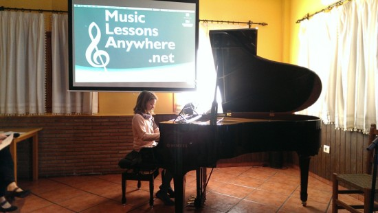 04b MusicLessonsAnywhere.net Piano Lessons Online Spring Concert 22nd March 2014