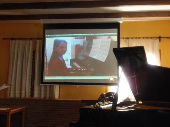 13b MusicLessonsAnywhere.net Piano Lessons Online Spring Concert 22nd March 2014