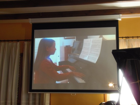 14b MusicLessonsAnywhere.net Piano Lessons Online Spring Concert 22nd March 2014