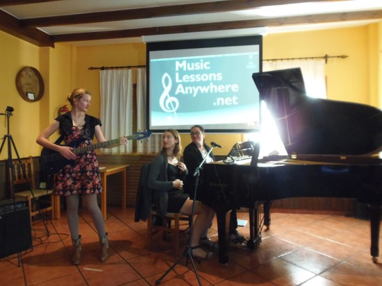15b MusicLessonsAnywhere.net Piano Lessons Online Spring Concert 22nd March 2014