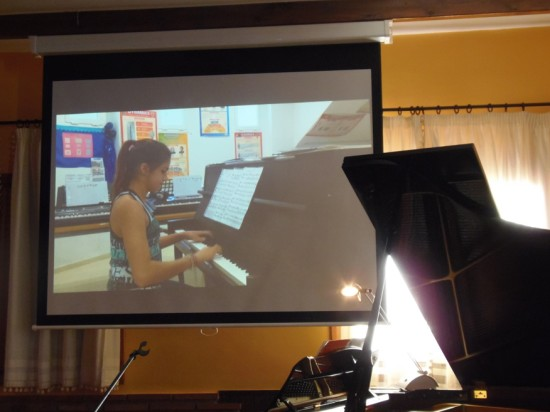 21b MusicLessonsAnywhere.net Piano Lessons Online Spring Concert 22nd March 2014