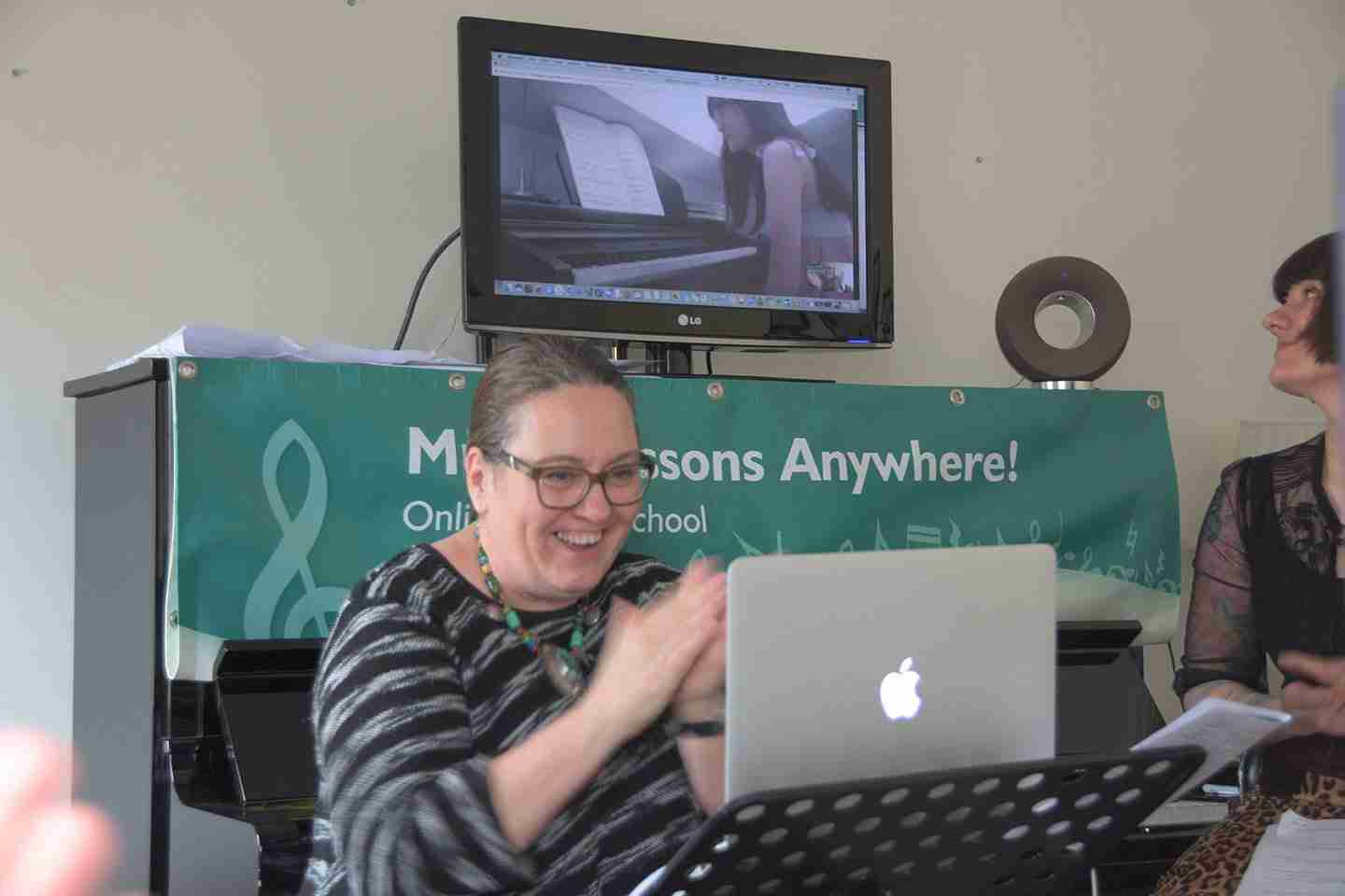 Music Lessons Anywhere Skype piano lessons online