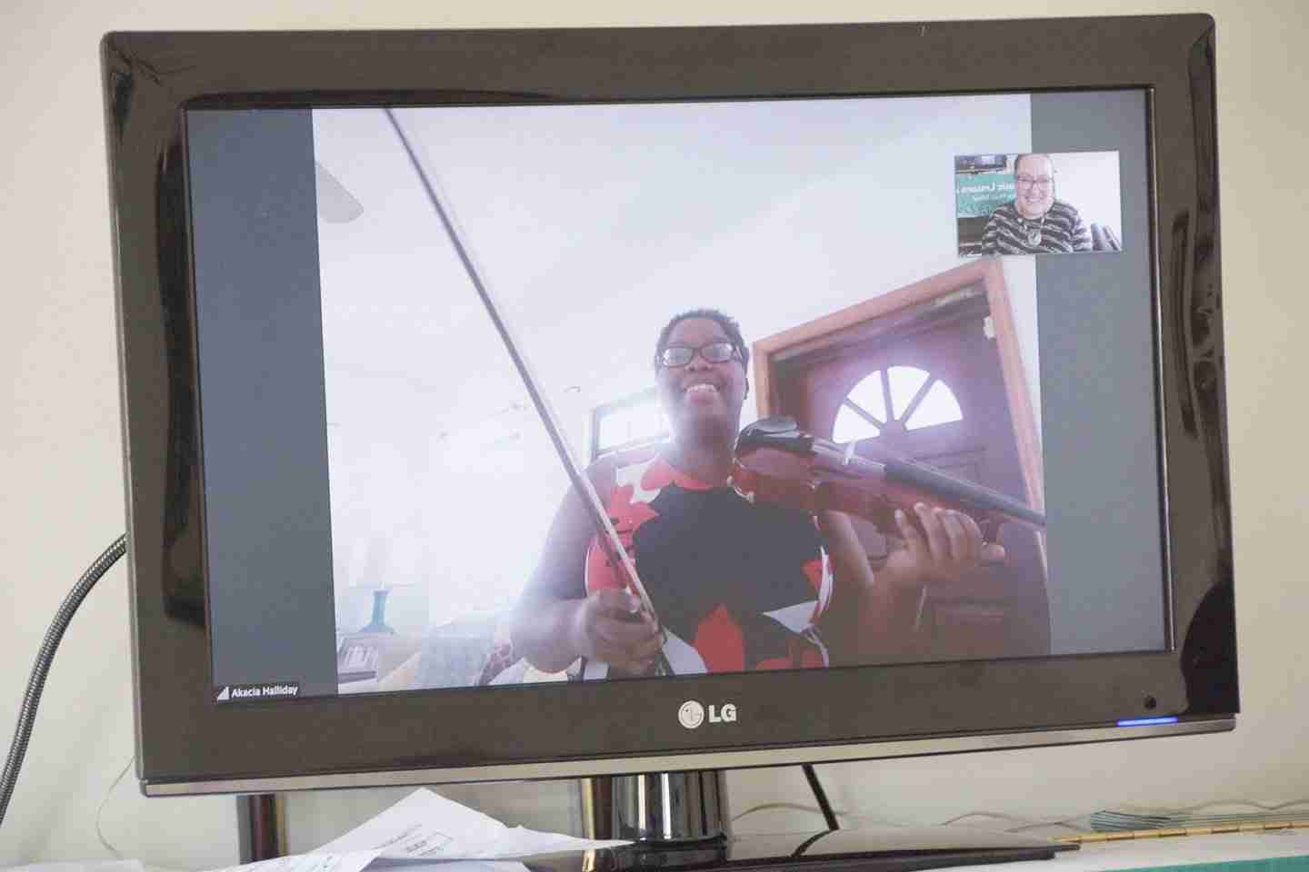 Music Lessons Anywhere Skype violin lessons online